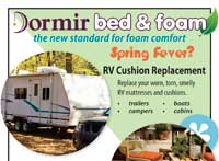 Metro Ad (Spring) for Dormir Bed & Foam