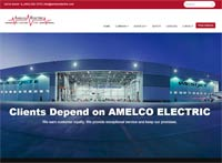 Web Design by Unimark - Amelco Electric