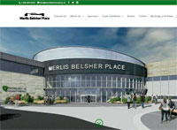 Web Design by Unimark - Merlis Belsher Place Sports